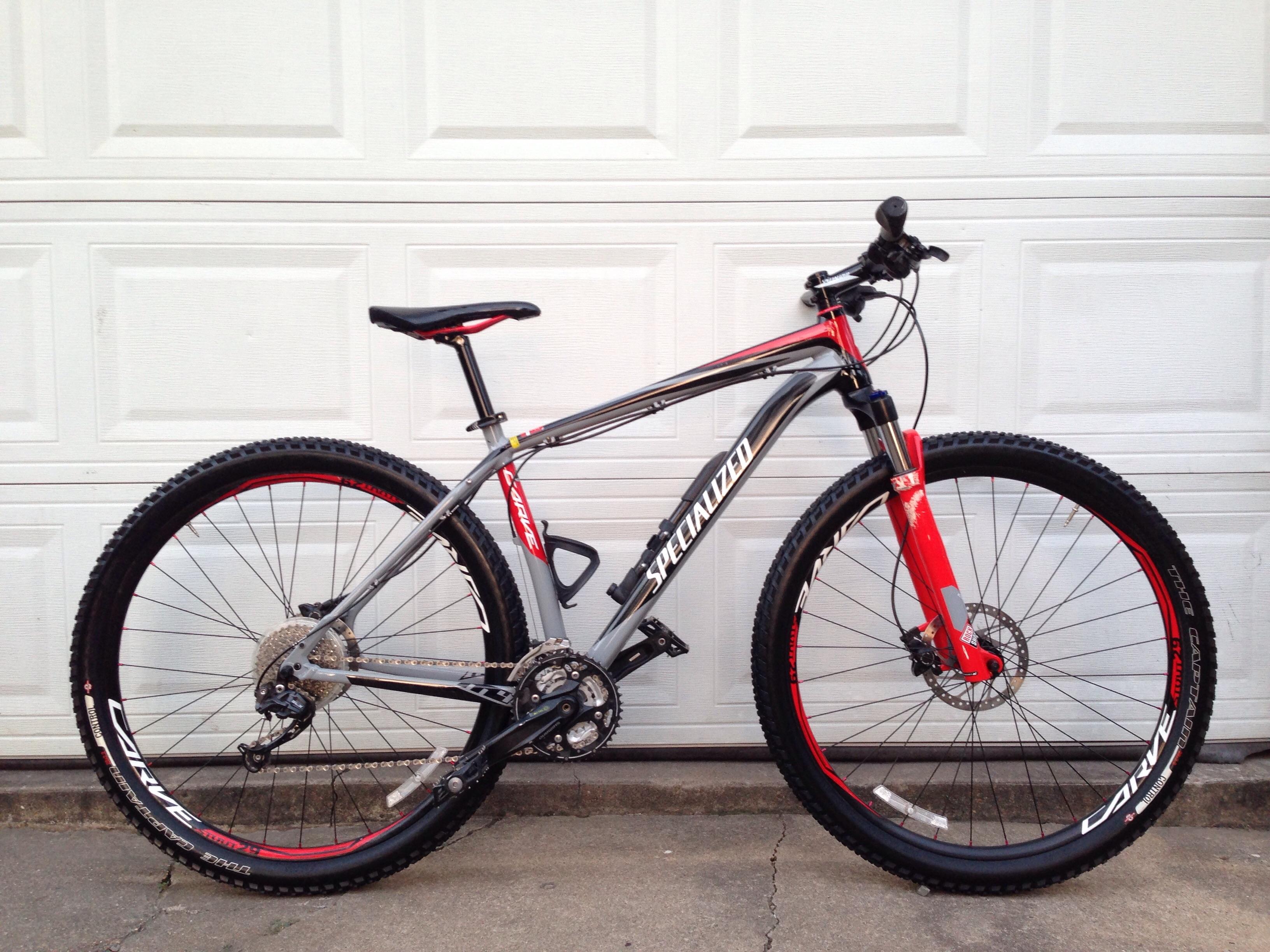 2012 Specialized Carve Comp 29er – $770 – Gomez Bike Exchange